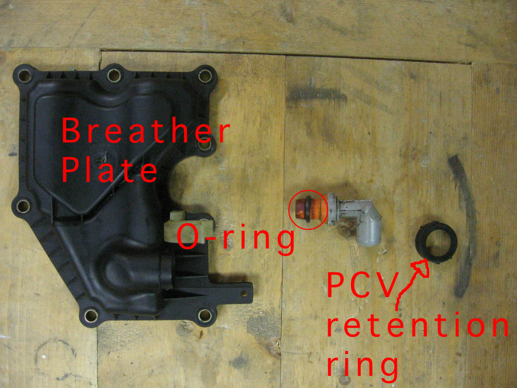 hight resolution of how to change a dohc 2 3l pcv valve photo6 jpg