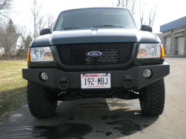 Front Plate Bumper '02 - Ranger-forums