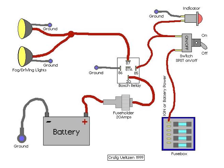 Hella 4ra Relay Wiring Diagram Efcaviation Com