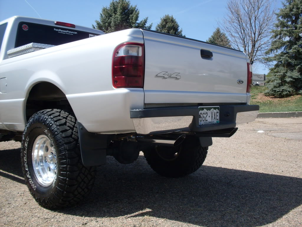 looking to put a magnaflow dual exhaust