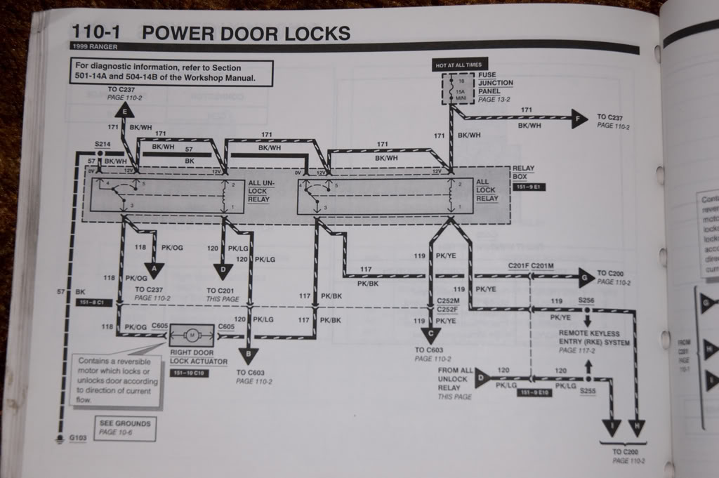 2008 Ford Ranger Electrical Wiring Diagram Schematic Wiring Diagram