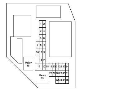 2008 ford ranger fuse box diagram jdm 2jz gte wiring 2004 obd hub