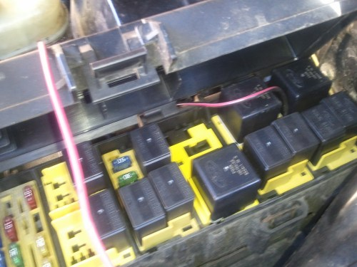 small resolution of ford ranger horn wiring