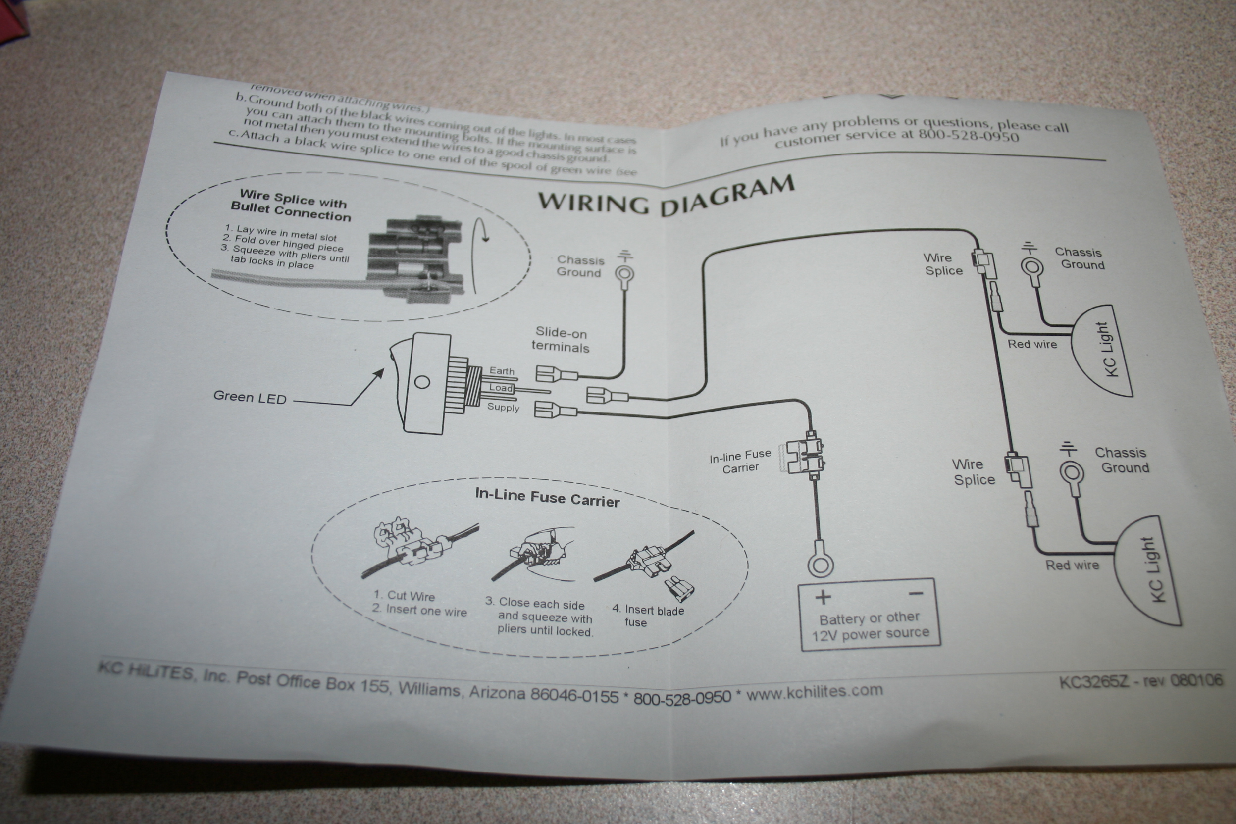 Kia Lights Wiring Diagram