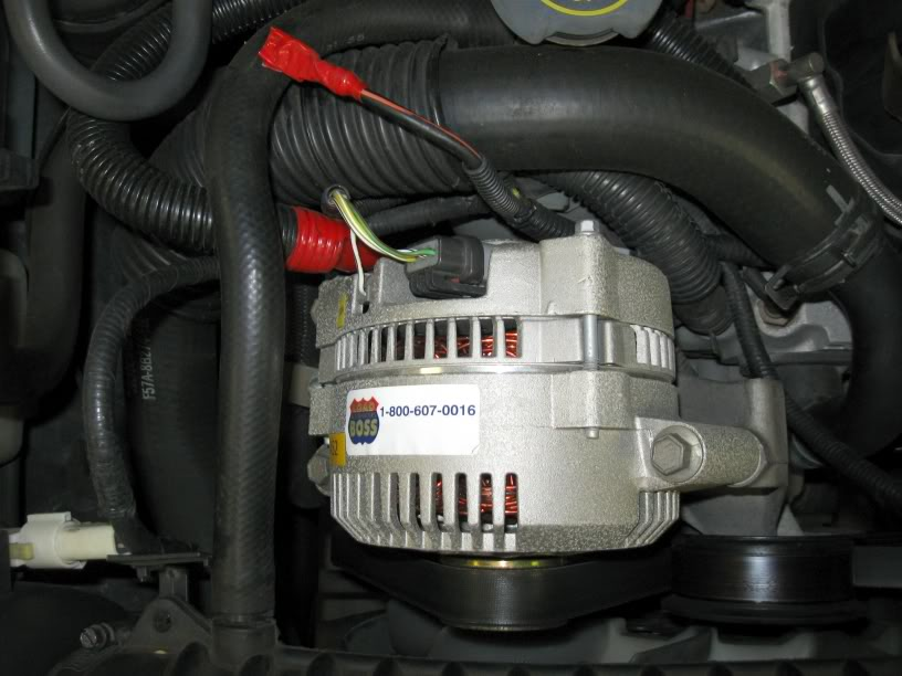 Alternator Wiring Diagram Ford Ranger