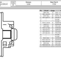 2008 Ford Escape Radio Wiring Diagram Sony Xplod Cdx Gt24w F150 Rearview Camera Mirror Install - Ranger-forums The Ultimate Ranger Resource