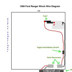 Battery Master Switch Wiring Diagram Kubota Tractor Winch Ranger Forums The Ultimate Ford