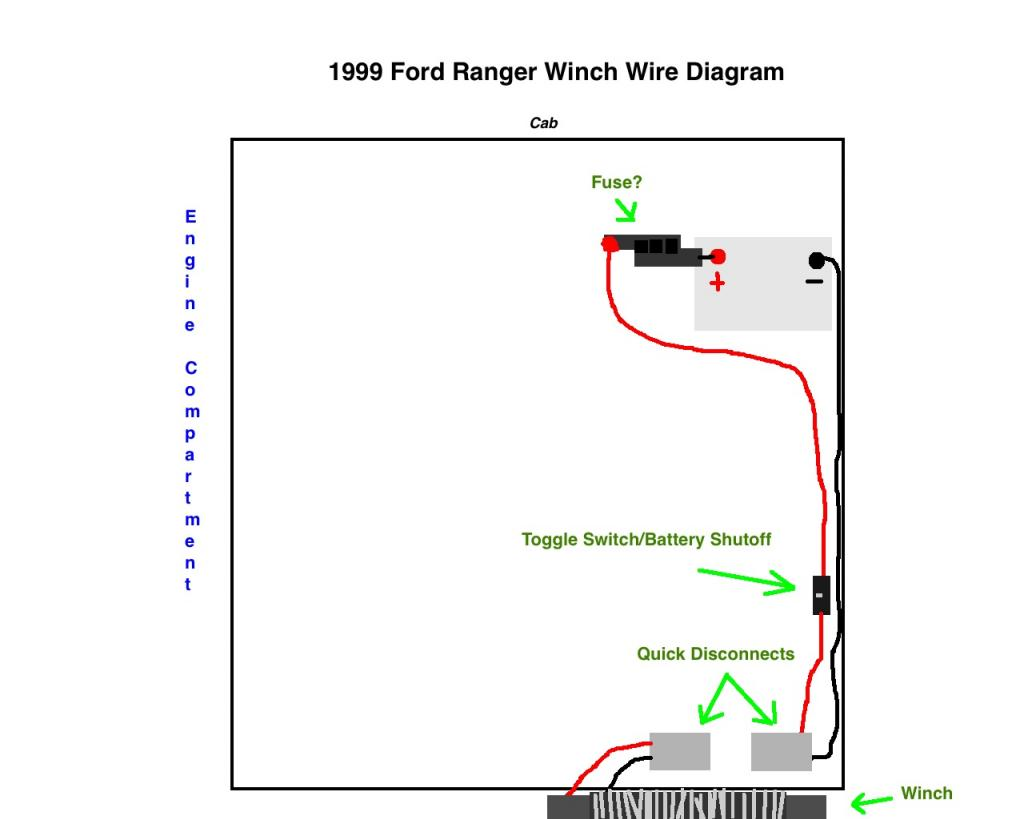 hight resolution of winch wiring