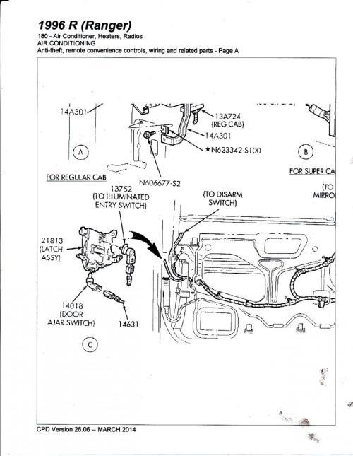 small resolution of how to fix that ding y door ajar alarm 01doorajarswitchother jpg