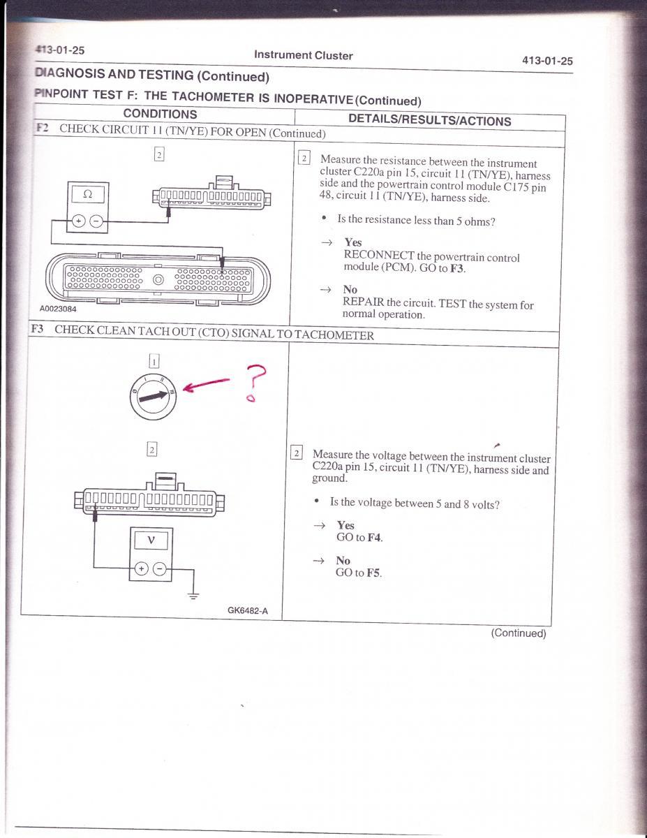 medium resolution of tach problem 2001 ranger 3 0 tach 3 jpg