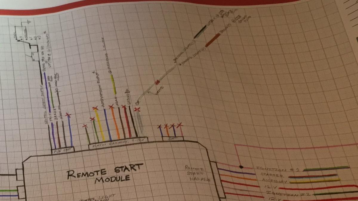 Start Wiring Diagram Viper 4105v Remote Start Wiring Diagram Wiring