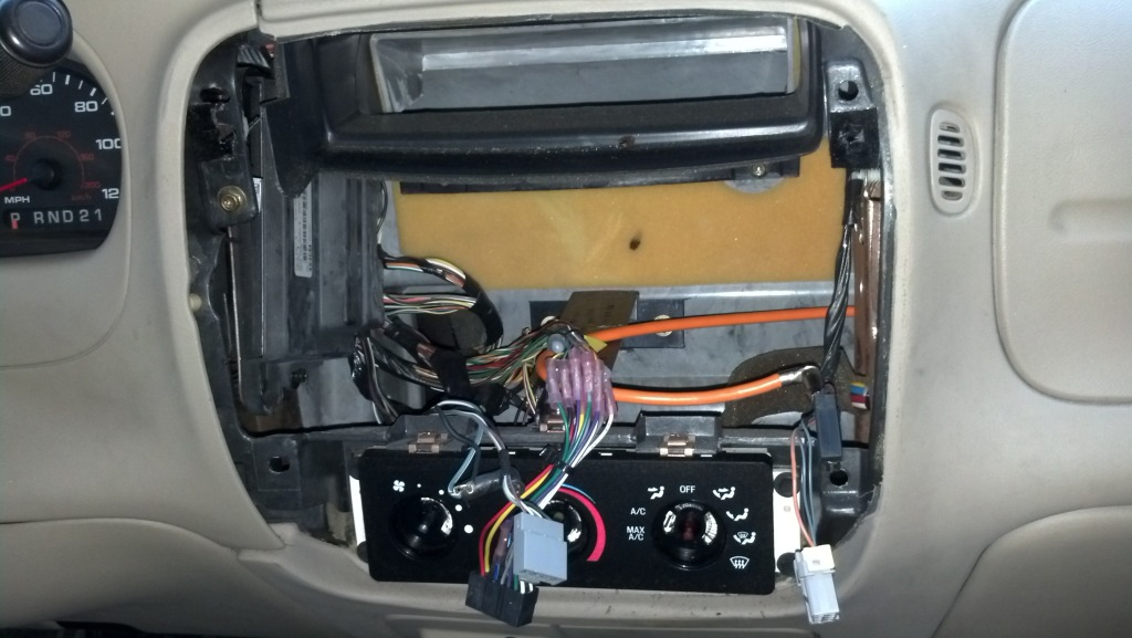 1996 Ford Xlt Factory Radio Wiring Diy 2004 Transfer Case Switch Control Module Installation