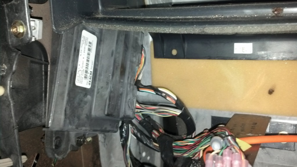 2005 Ford Ranger Fuse Box Diagram Diy 2004 Transfer Case Switch Control Module Installation