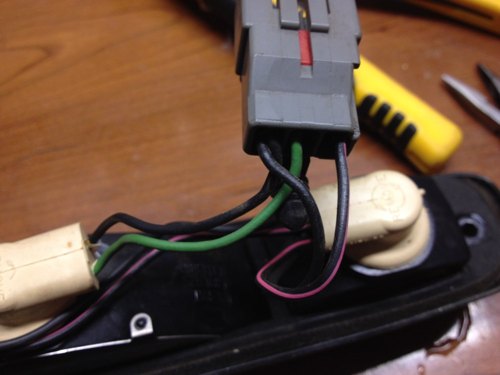 medium resolution of how to full third brake light harness 62akfof jpg