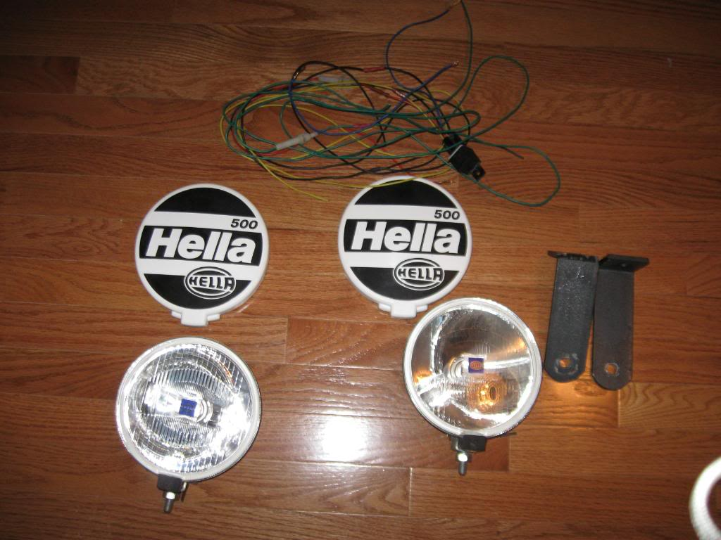 Wiring Instructions For Hella 500