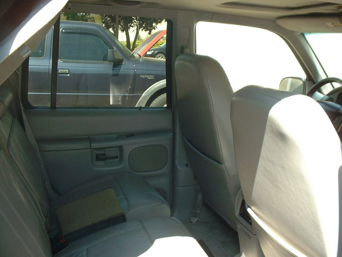 1998 Ford Explorer Interior Parts