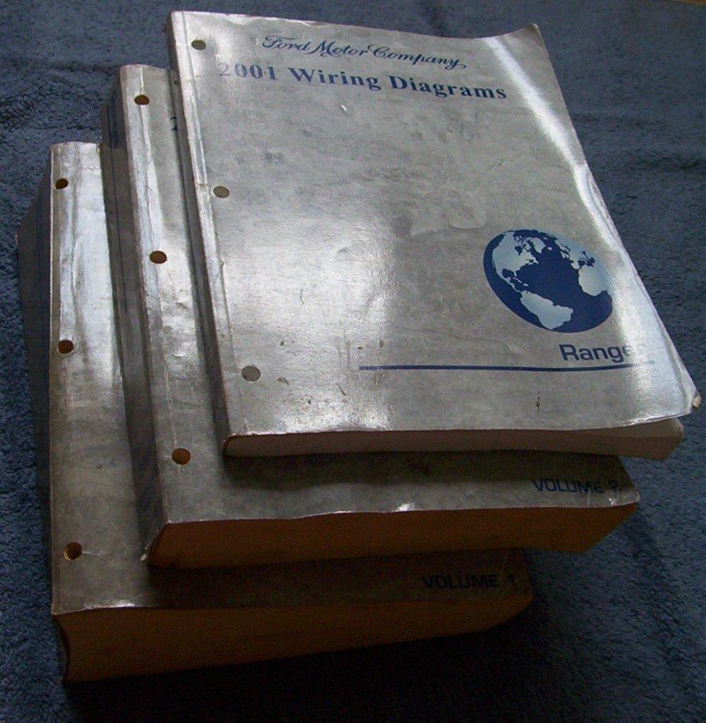 medium resolution of  2001 ford ranger factory service amp wiring diagram manuals ranger 02 jpg