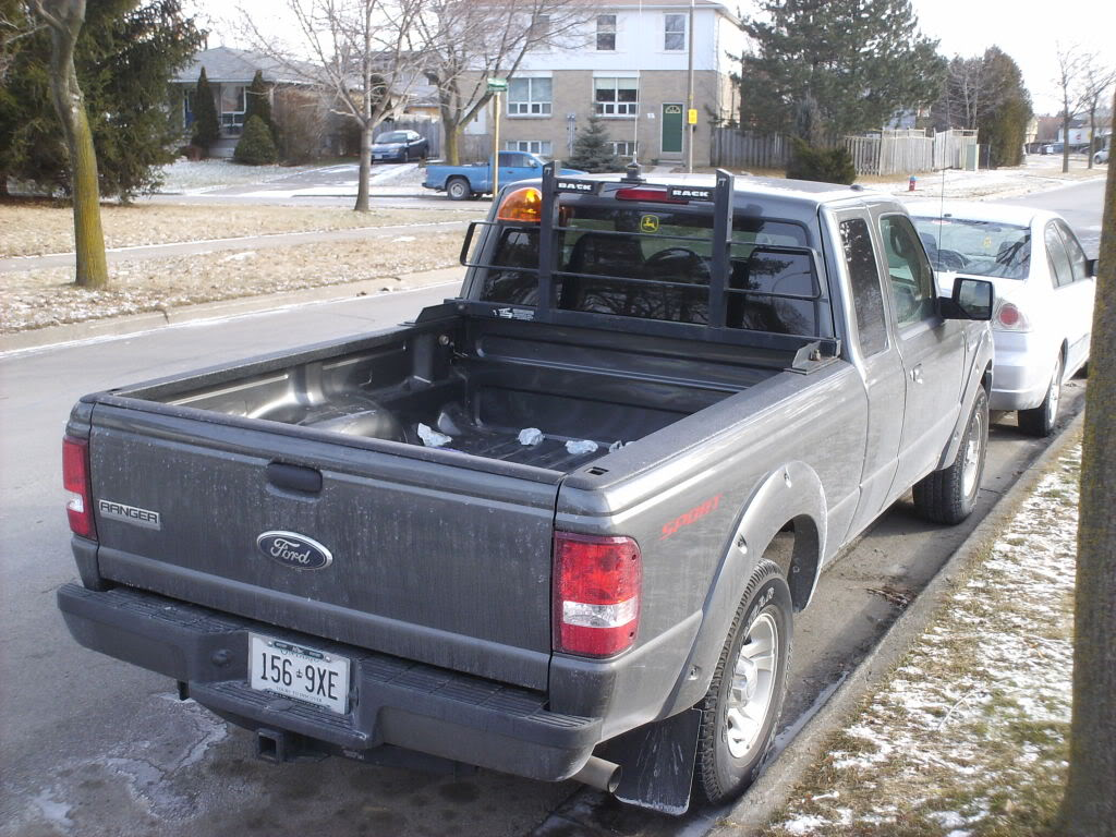 for sale backrack ontario ranger