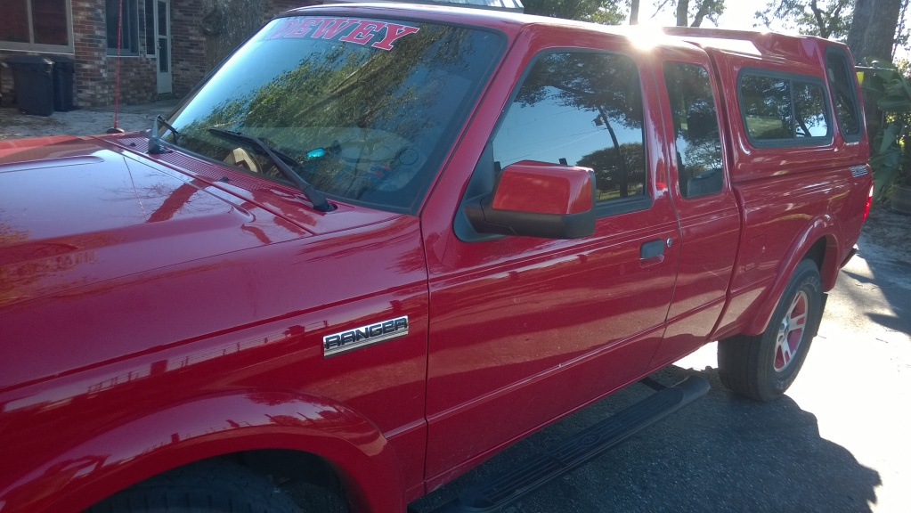 My Hair Out Rangerforums The Ultimate Ford Ranger Resource