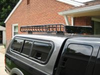 Yakima Roof rack mounted on the Topper.. pics - Ranger ...
