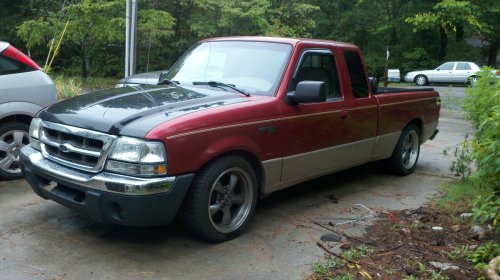 small resolution of the lowered 98 made its way back home 98ranger jpg