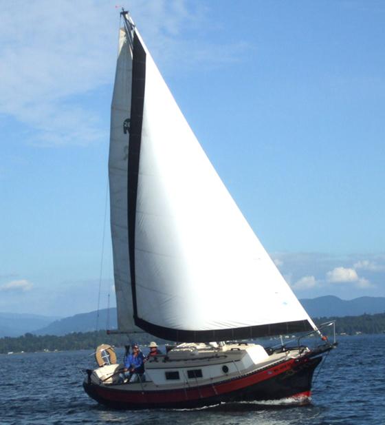 Black Swede, Ranger 26 Sailboat