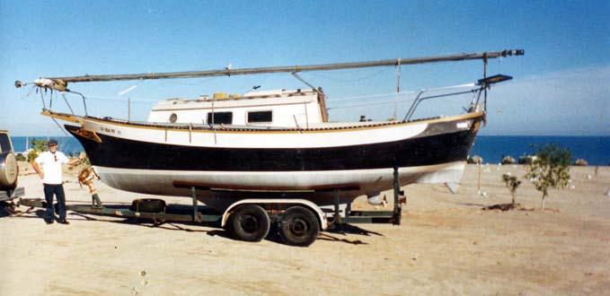 Camelot, Ranger 26 Sailboat