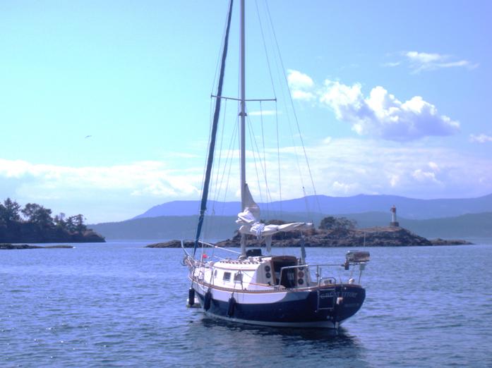 The Great Effort - Ranger 26 Sailboat