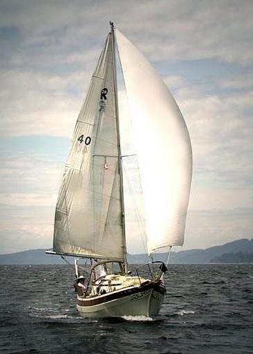 Lone Ranger, Ranger 26 Sailboat