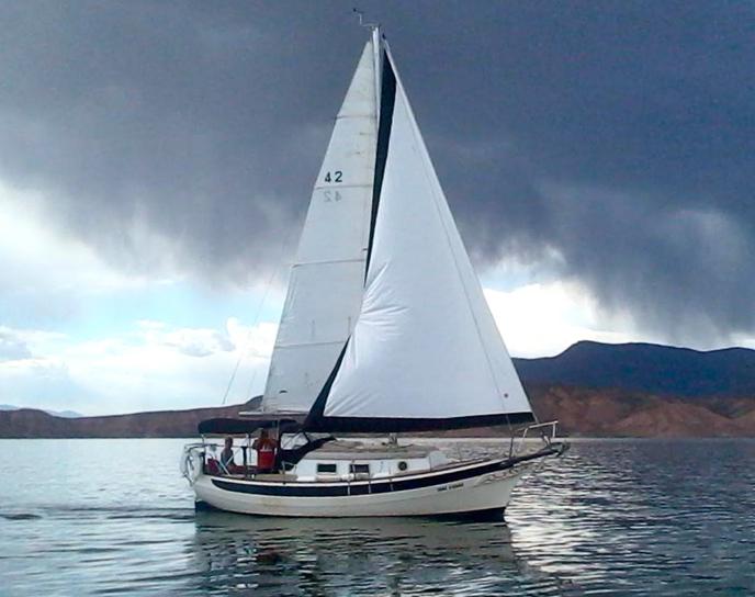 La Veronica, Ranger 26 Sailboat