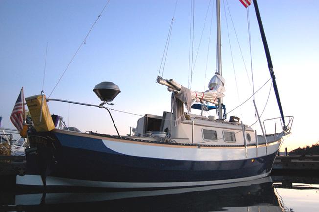Friendship, Ranger 26 Sailboat