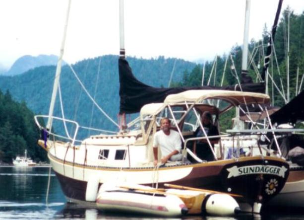 Sundagger, Ranger 26 Sailboat