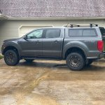 My Are Camper Shell Came In 2019 Ford Ranger And Raptor Forum 5th Generation Ranger5g Com