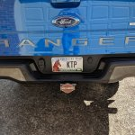 Who S Getting A Personalized License Plate 2019 Ford Ranger And Raptor Forum 5th Generation Ranger5g Com