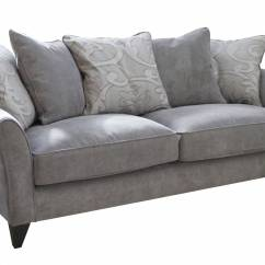 Buoyant Fairfield Leather Sofa With Cover 4 Seater Larger Sofas Rangers