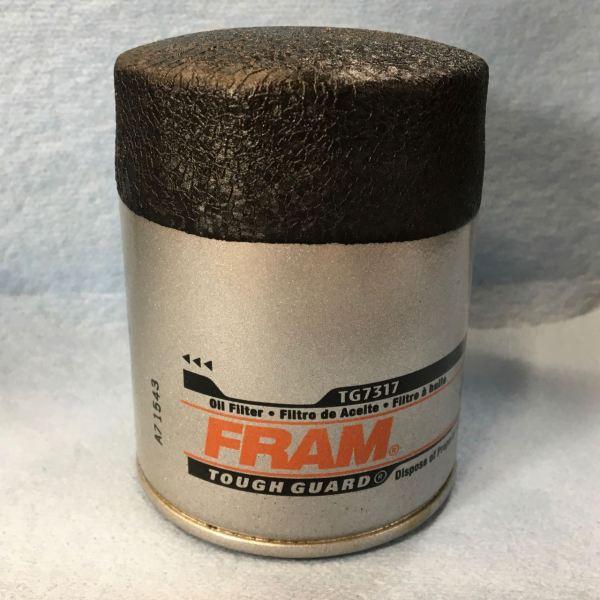 Cut Open Fram Tg7317 - 1 948 Mi Bob Oil Guy