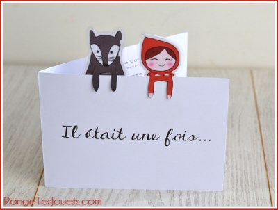 marque-page-chaperon-rouge
