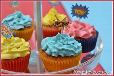 cupcake-super-heros