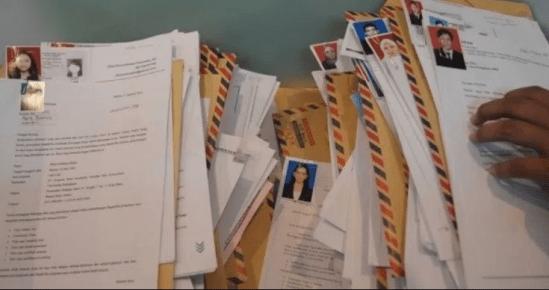 Contoh Surat Lamaran Kerja Yang Baik Dan Benar Terbaru Lengkap