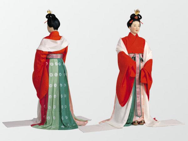奈良時代の裝束