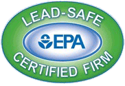 EPA Lead Safe Certified Firm badge