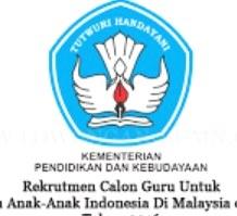 Lowongan kerja calon guru di malaysia tahun2018