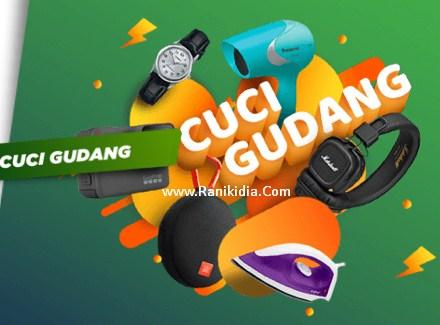 Tanggal 5-7 Desember 2018 Cuci Gudang Di Toko Online Ini