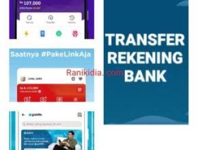 Cara Transfer Uang Insentif Kartu Prakerja dari LinkAja, OVO, GoPay Ke Rekening Bank Milik Kita