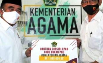 Syarat dan Penyaluran BSU Rp1.8 Juta GTK Pendidikan Islam Non PNS