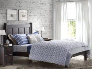 Tempat Tidur Minimalis Kayu Berkualitas