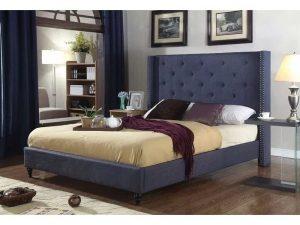 Tempat Tidur Minimalis Berlapis Busa