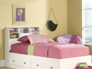 Tempat Tidur Anak Minimalis Berlaci