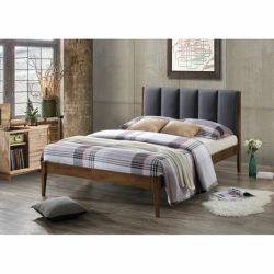 Tempat Tidur Jati Minimalis Century Fabric