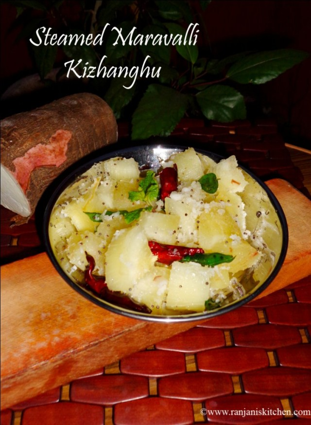 Kizhanghu recipes